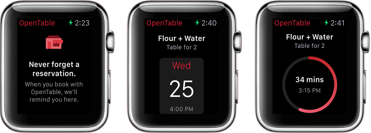 OpenTable-Apple-Watch
