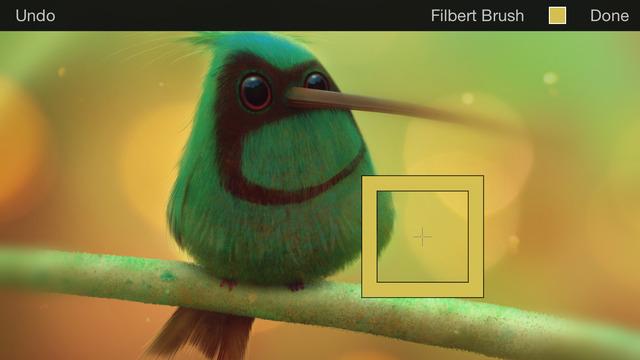 Pixelmator 2.0 for iOS iPhone screenshot 004