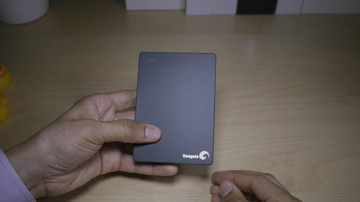 Seagate Backup Fast USB Hero