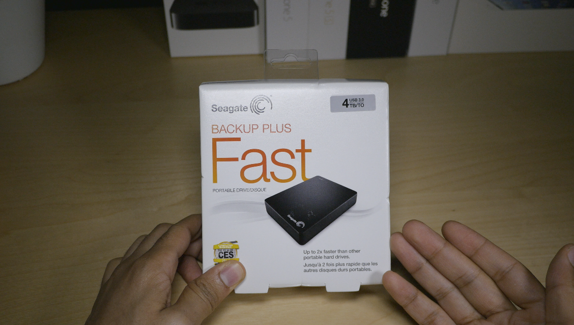 Seagate Backup Plus Fast A Good External Drive For Mac Users