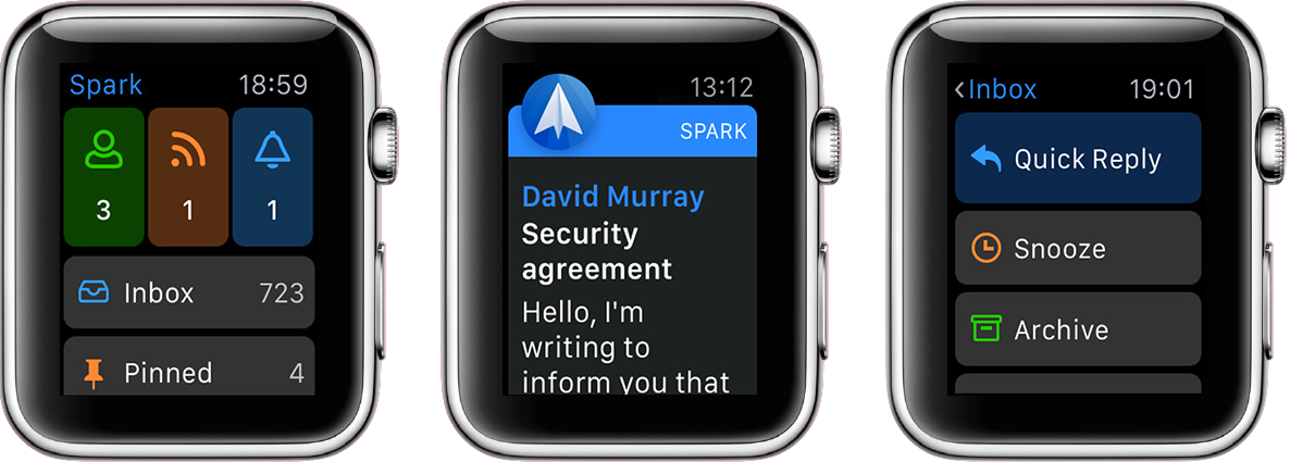 Spark-Apple-Watch
