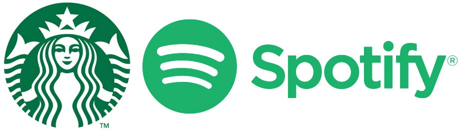 Starbucks Spotify logo full size