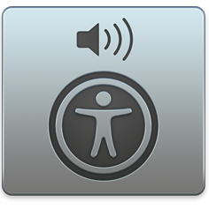 VoiceOver for OS X icon small