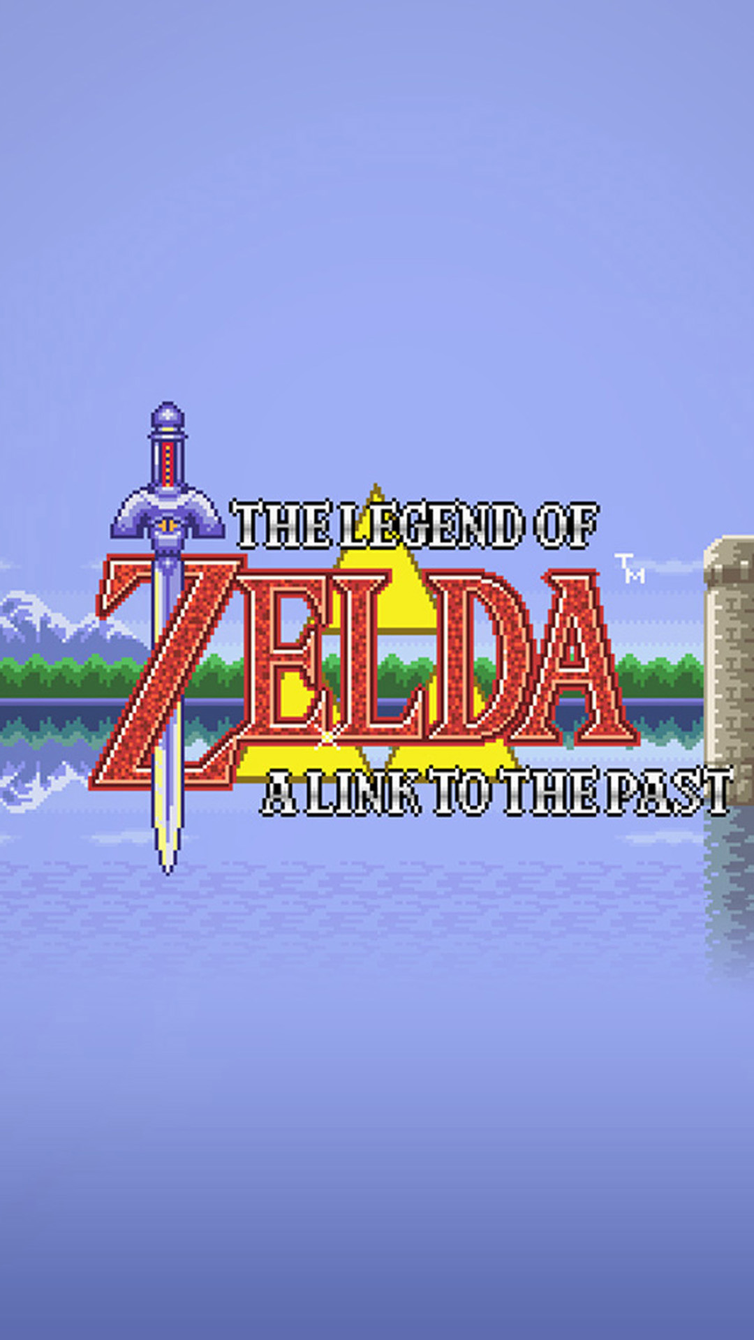 Zelda 02 wallpaper