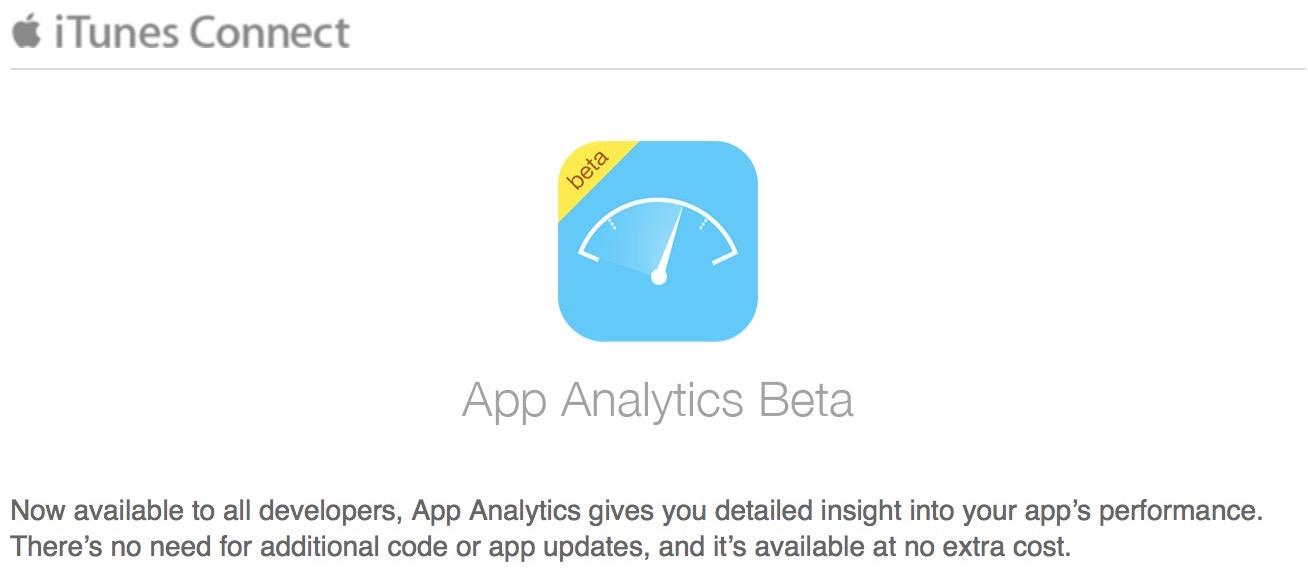app analtics