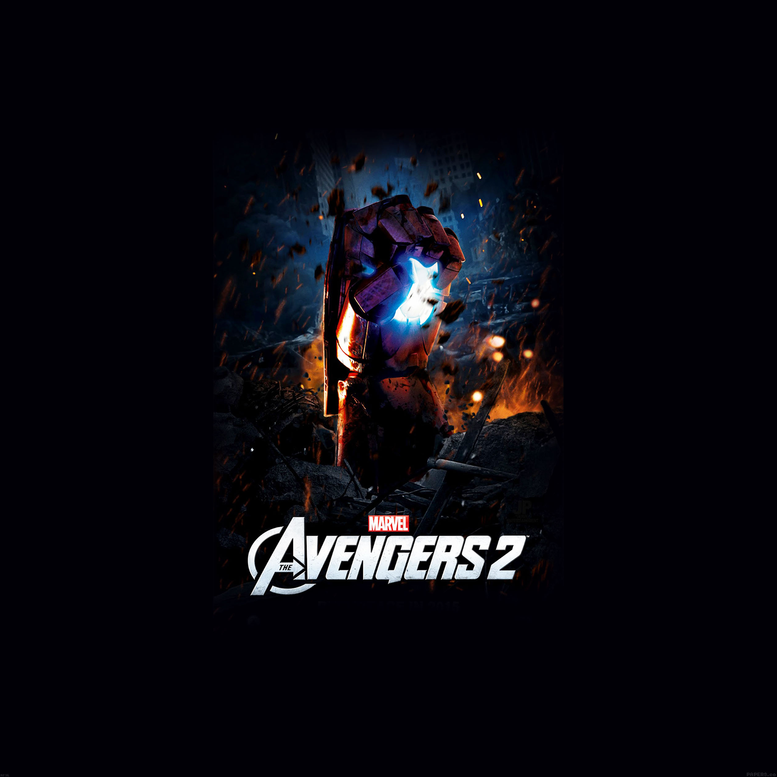 Avengers 2 Poster Hollywood Film 9 Wallpaper