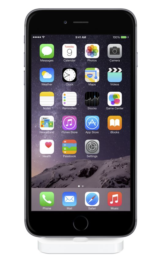 iPhone 6 Plus Lightning Dock