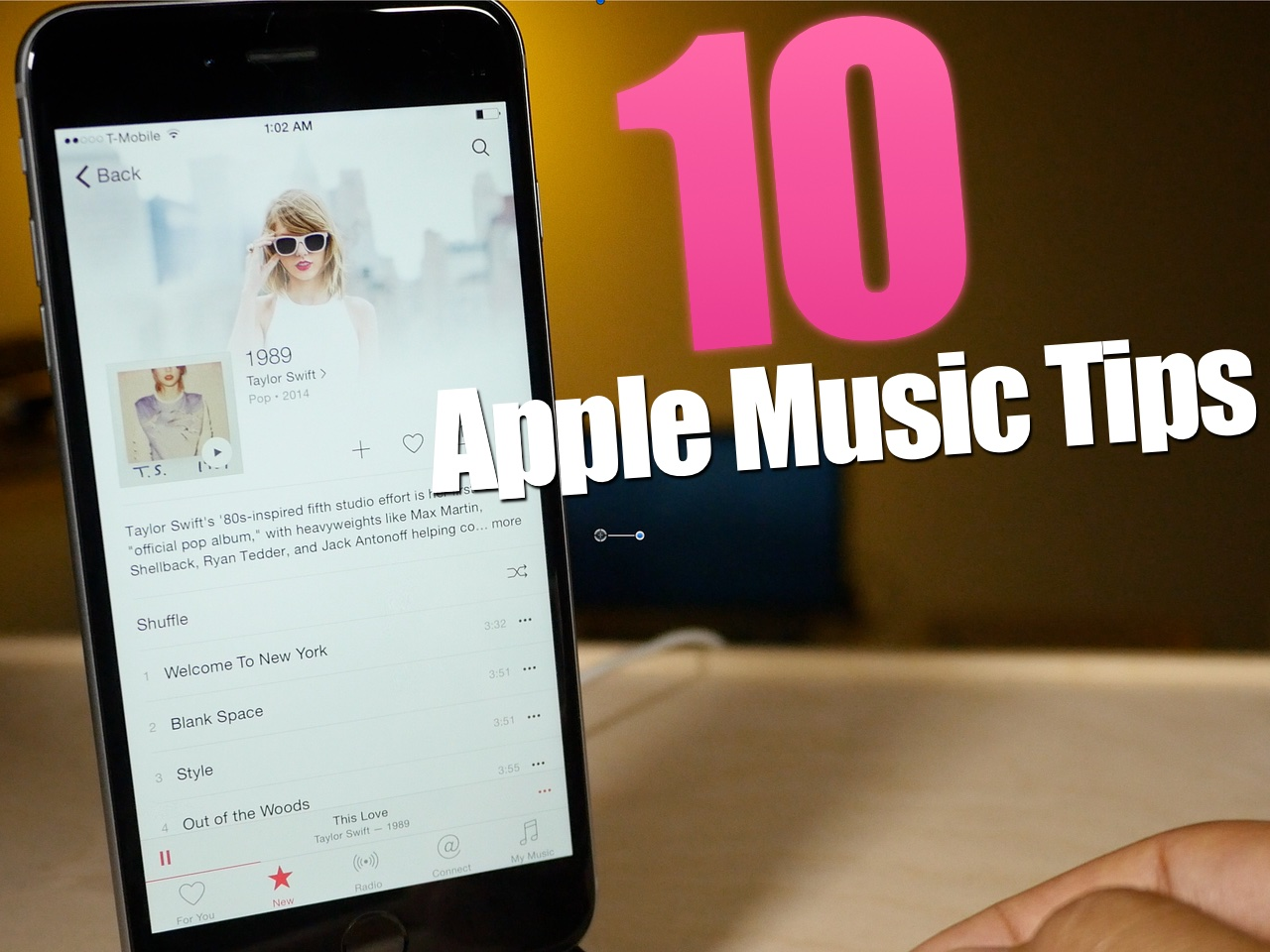 10 Apple Music Tips iOS 8.4
