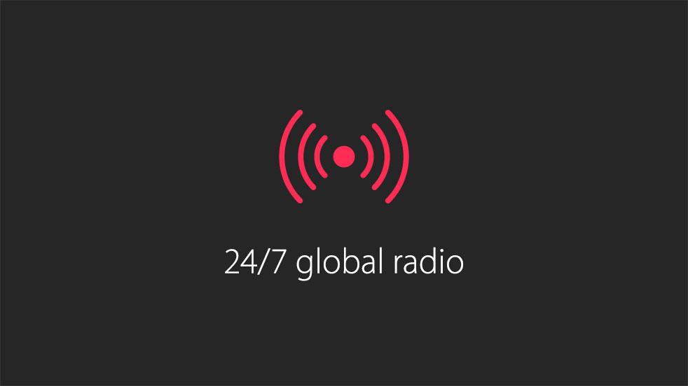 Apple Music Global Radio