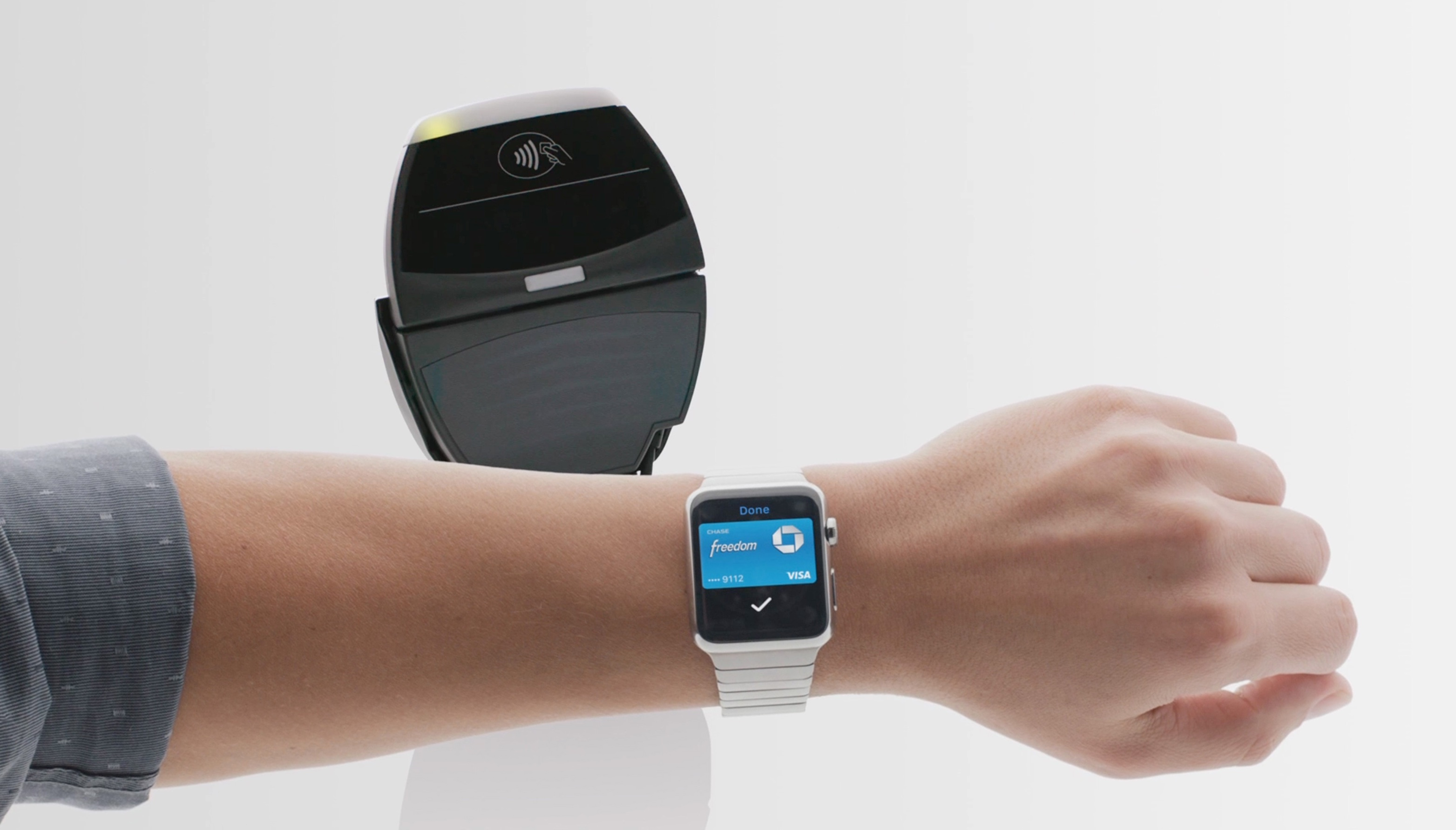 Apple Pay on Apple Watch teaser 002