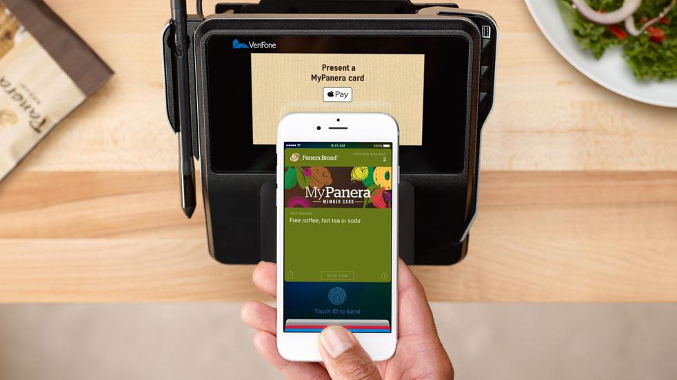 Apple Pay reward card