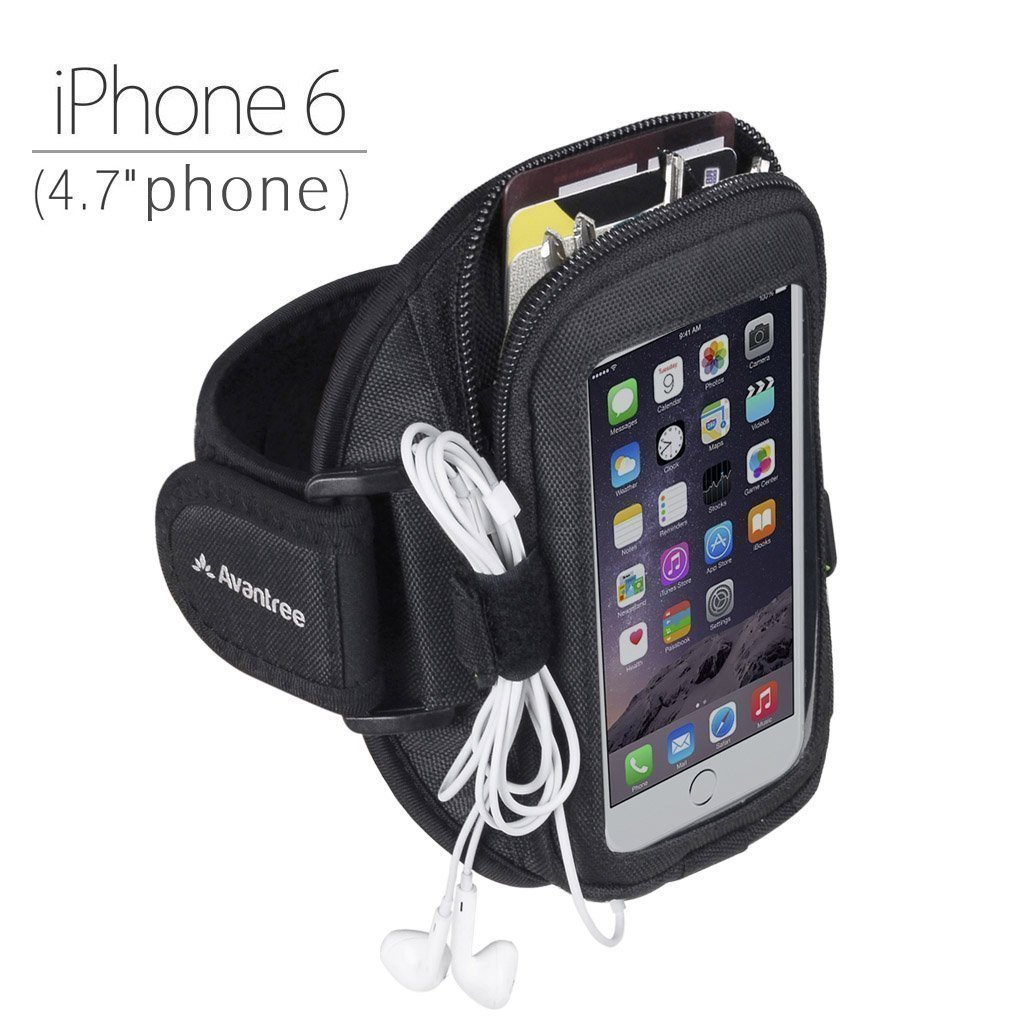 Aventree Trackpouch Sports band for iPhone 6