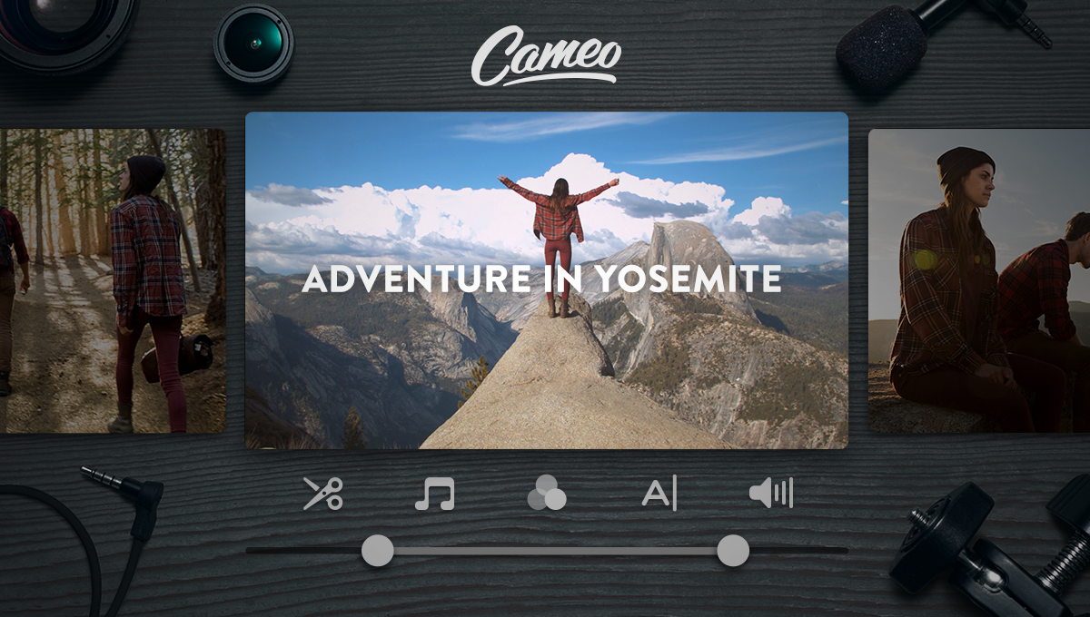 Cameo 1.0 for iOS teaser 001