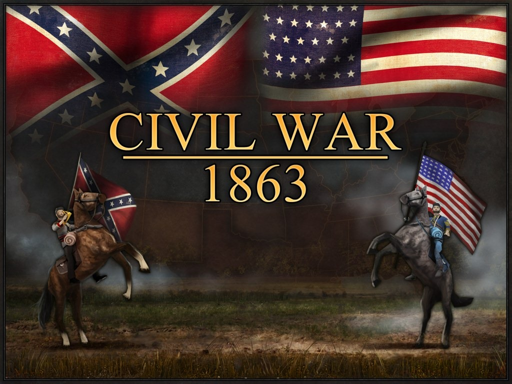 Civil-War-1863-para-iPad