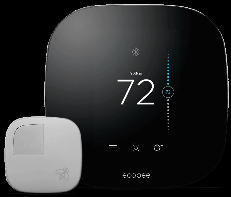 Ecobee3 HomeKit thermostat image 001