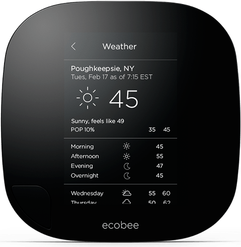 Ecobee3 HomeKit thermostat image 003