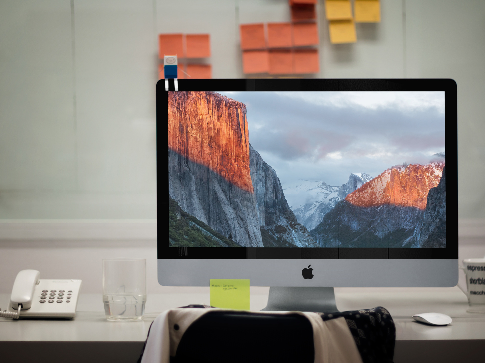 El Capitan wallpaper splash axinene