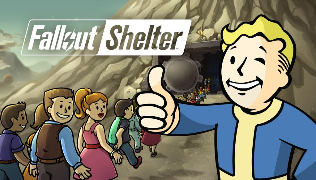 Fallout Shelter 1.0 for iOS teaser 001