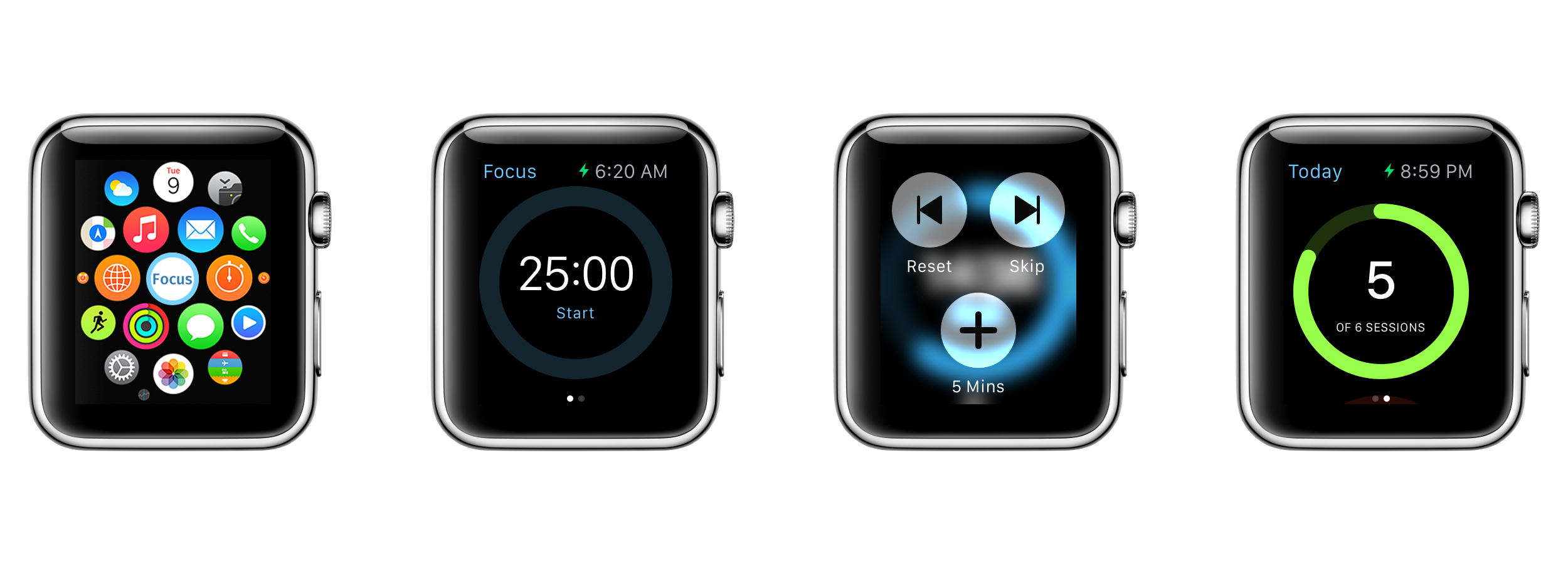 Focus-app-watch-mix