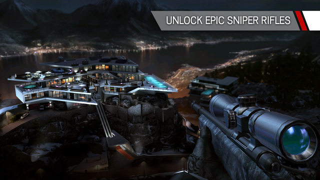Hitman Sniper 1.0 for iOS iPhone screenshot 003