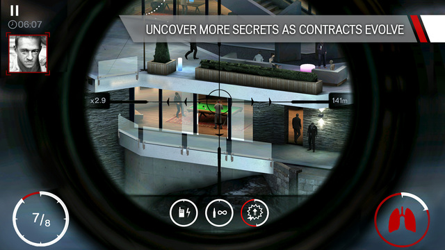 Hitman Sniper 1.0 for iOS iPhone screenshot 004
