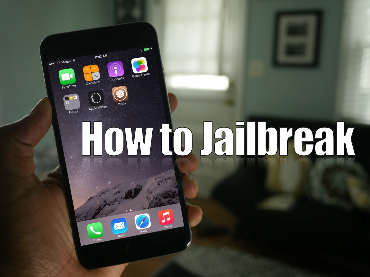 How to jailbreak TaiG 2.1.3