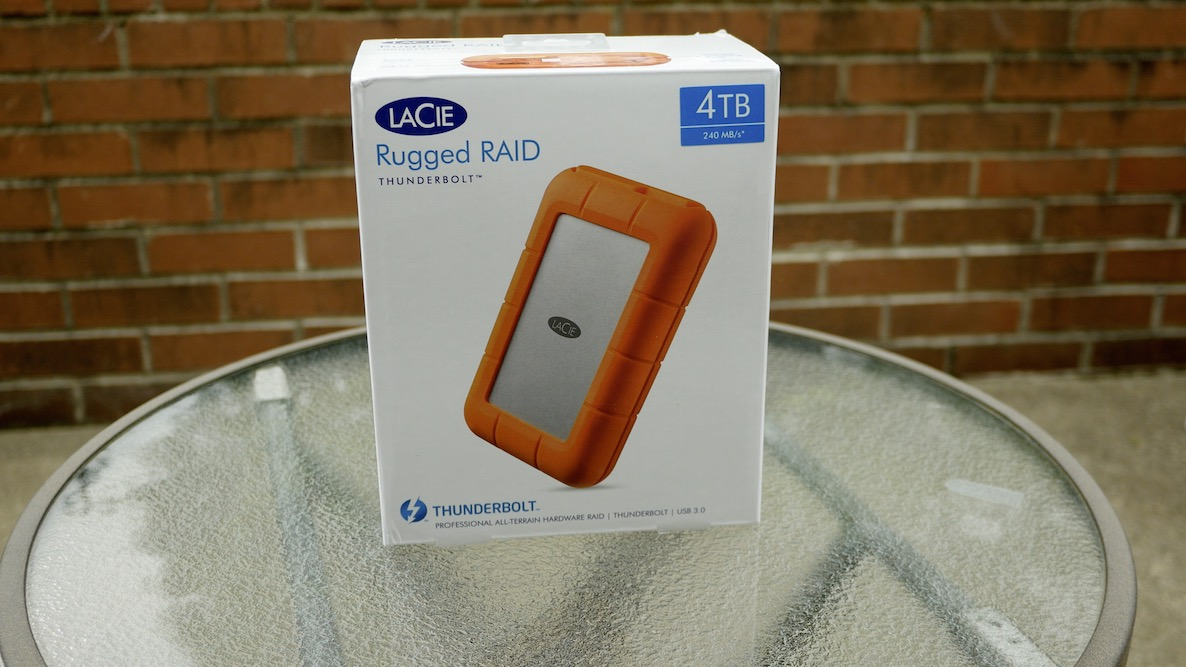 LaCie Rugged RAID 03