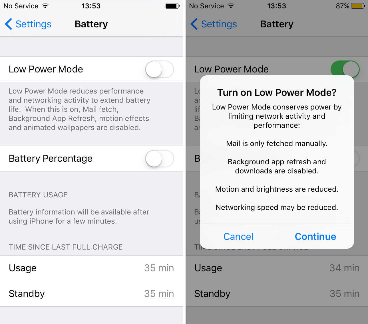 iphone battery saver mode how to save your iphone battery even further with low 15189