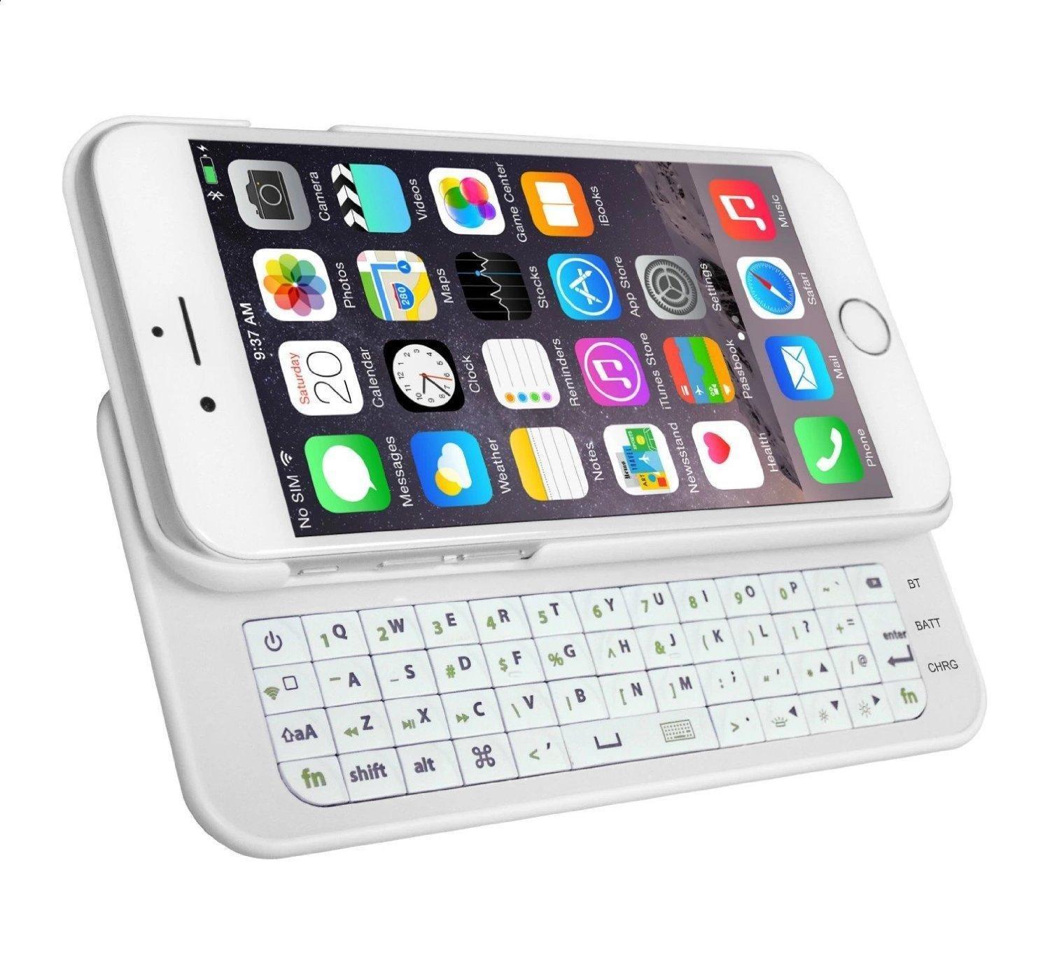 MXtechnic keyboard case for iPhone 6
