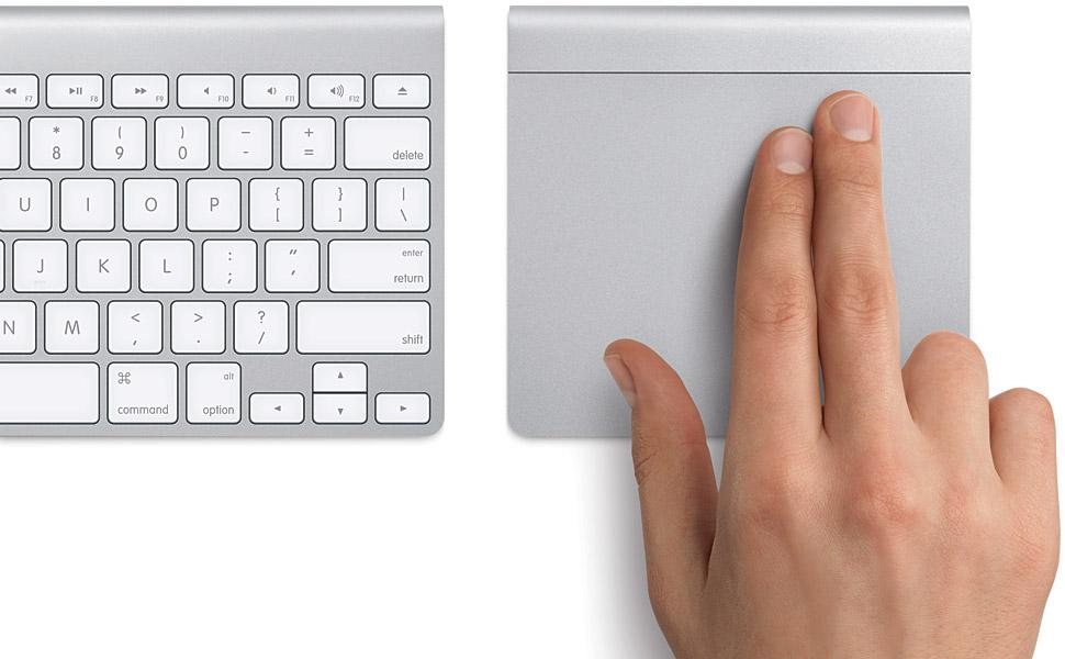 Magic Trackpad OS X El Capitan