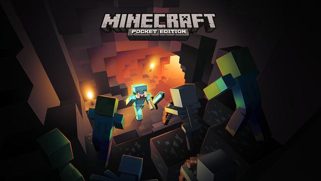 Minecraft Pocket Edition teaser 001