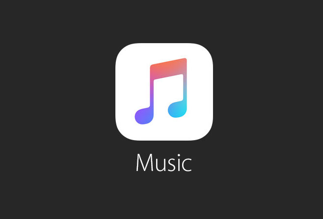 Music App icon WWDC 2015