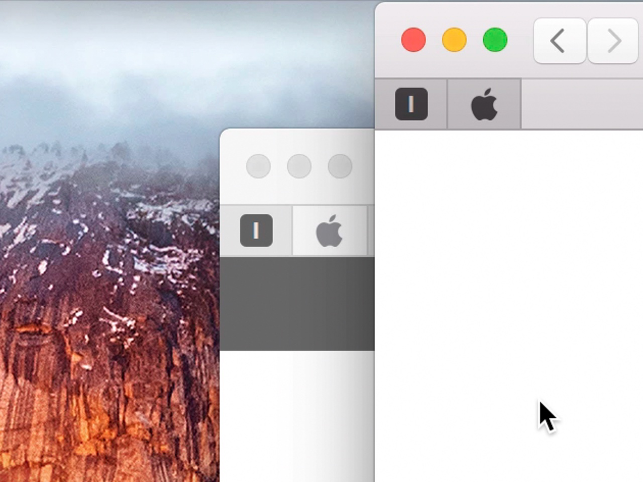 OS X El Capitan Safari Pinned Tabs Featured