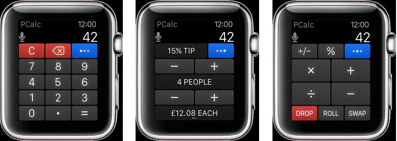 PCalc-Apple-Watch