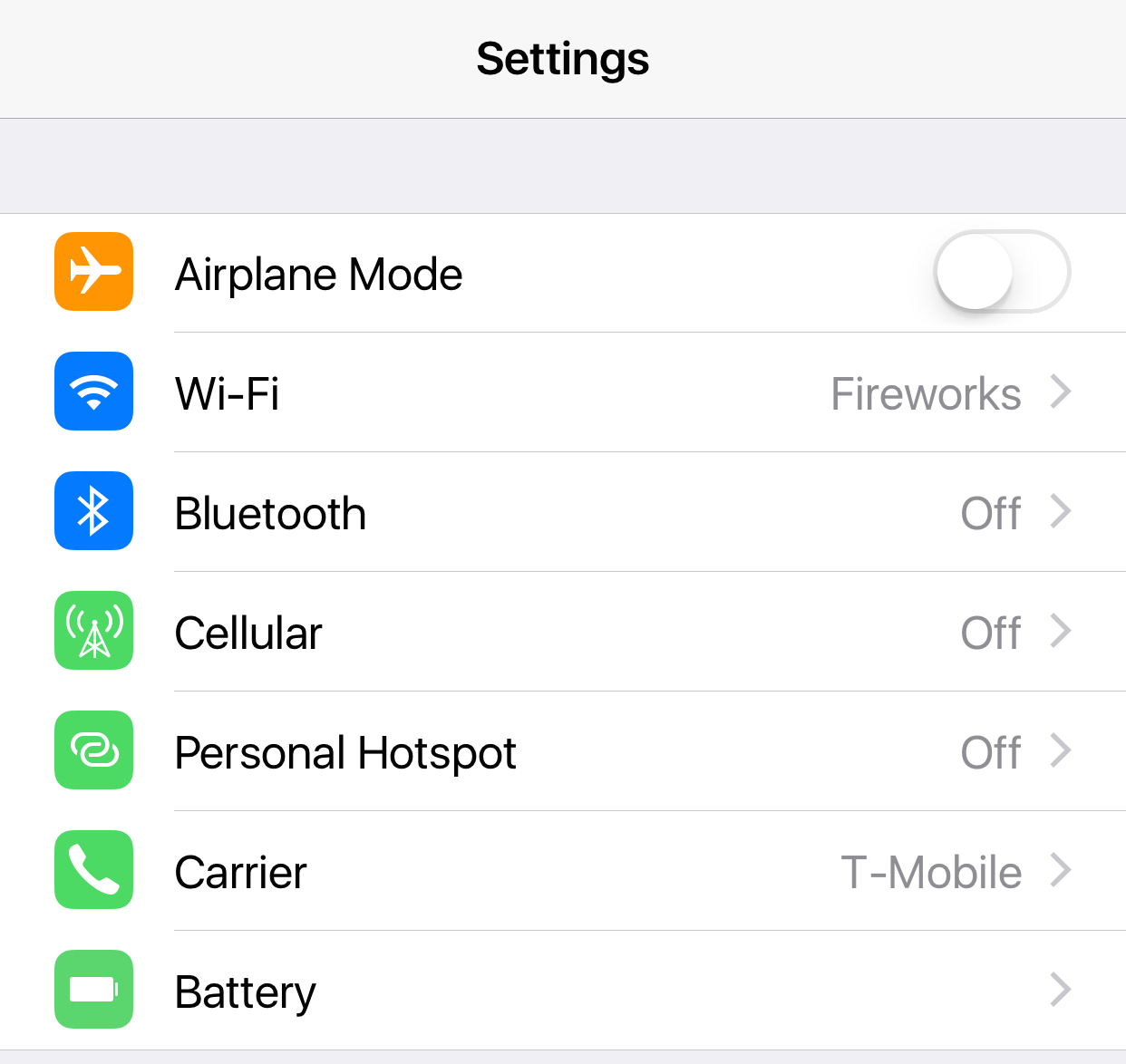 Power Saver Mode Settings