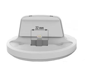 RND iPhone charging dock