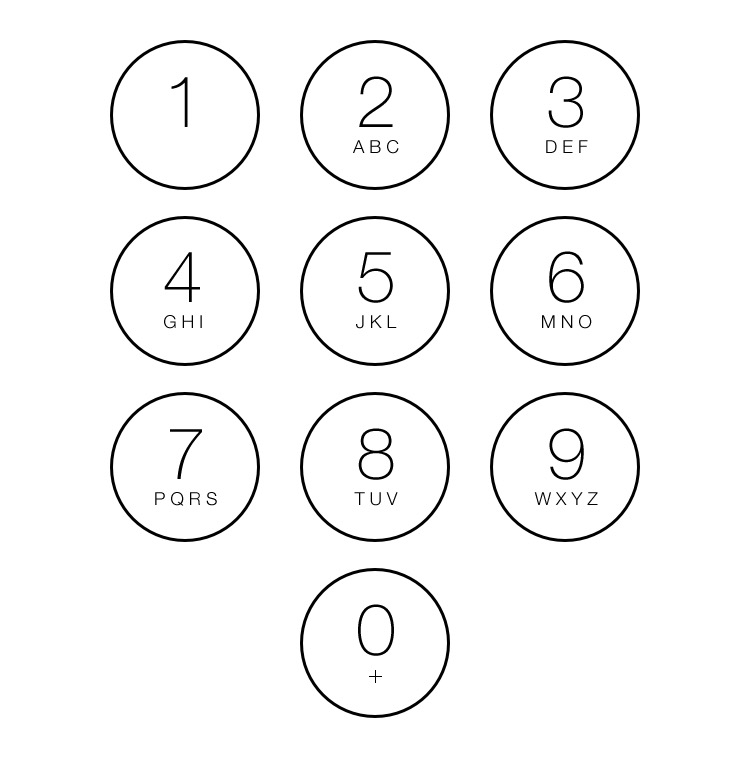 Reset change iPhone voicemail password