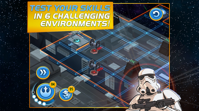 Star Wars Heroes Path 1.0 for iOS iPhone screenshot 003
