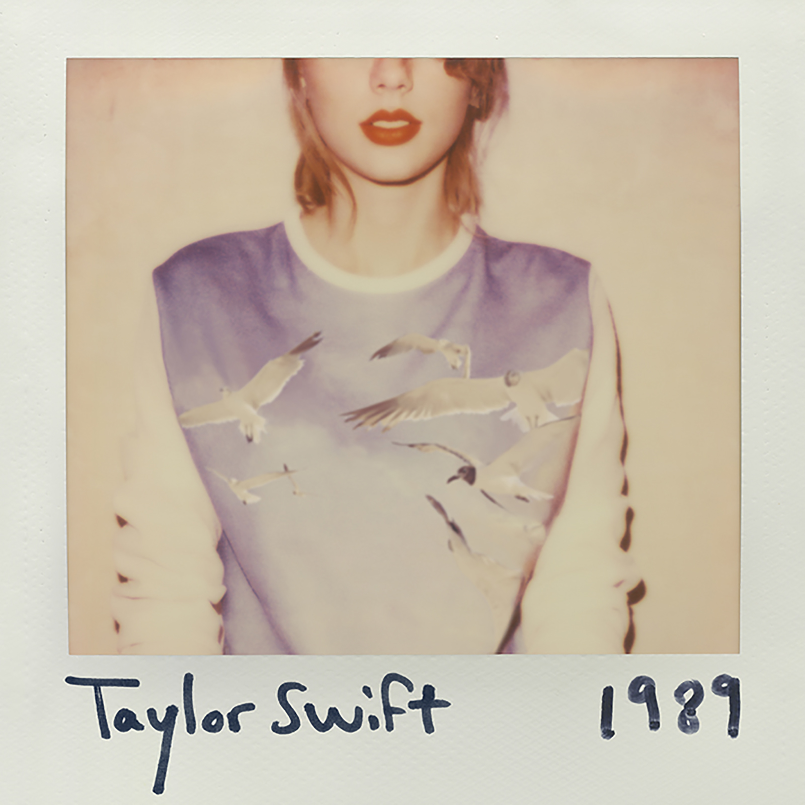 Taylor Swift 1989 album cover full size