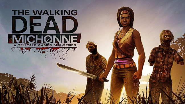 The Walking Dead Michonne teaser 001