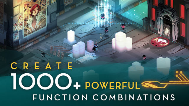 Transistor 1.0 for iOS iPhone screenshot 002