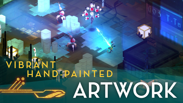 Transistor 1.0 for iOS iPhone screenshot 004