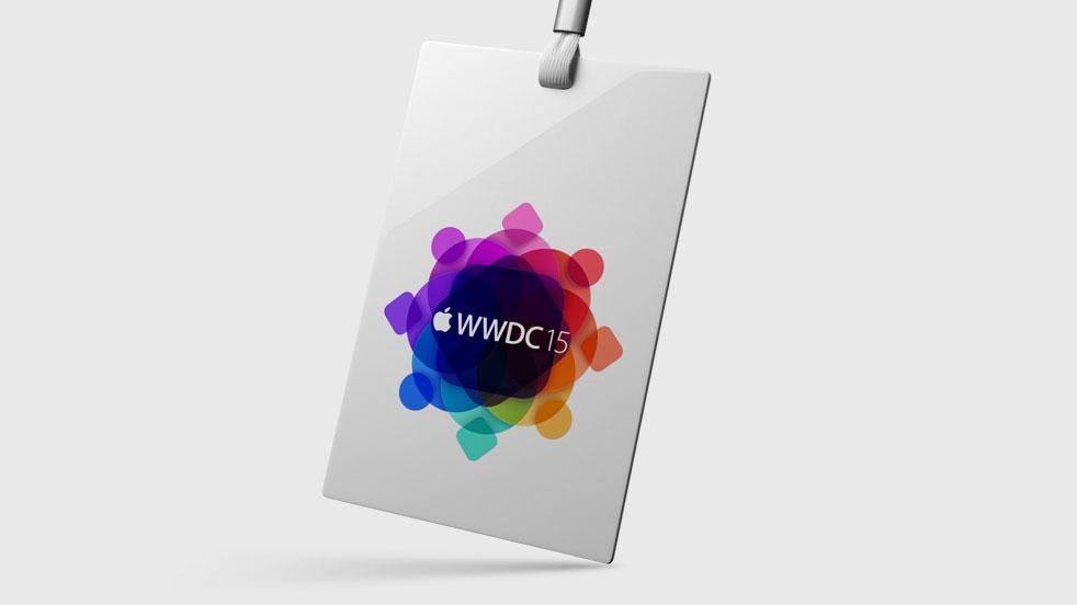 WWDC 2015 badge