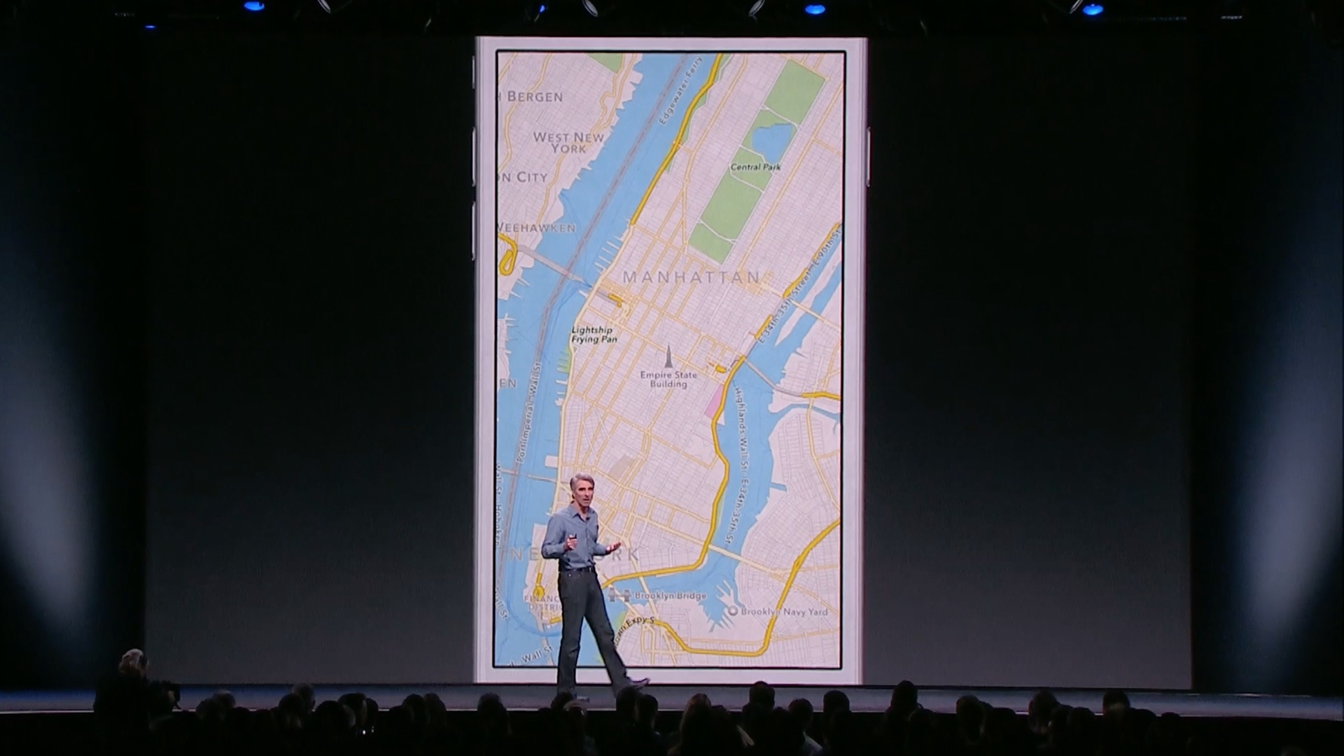 WWDC 2015 keynote Apple Maps slide 001