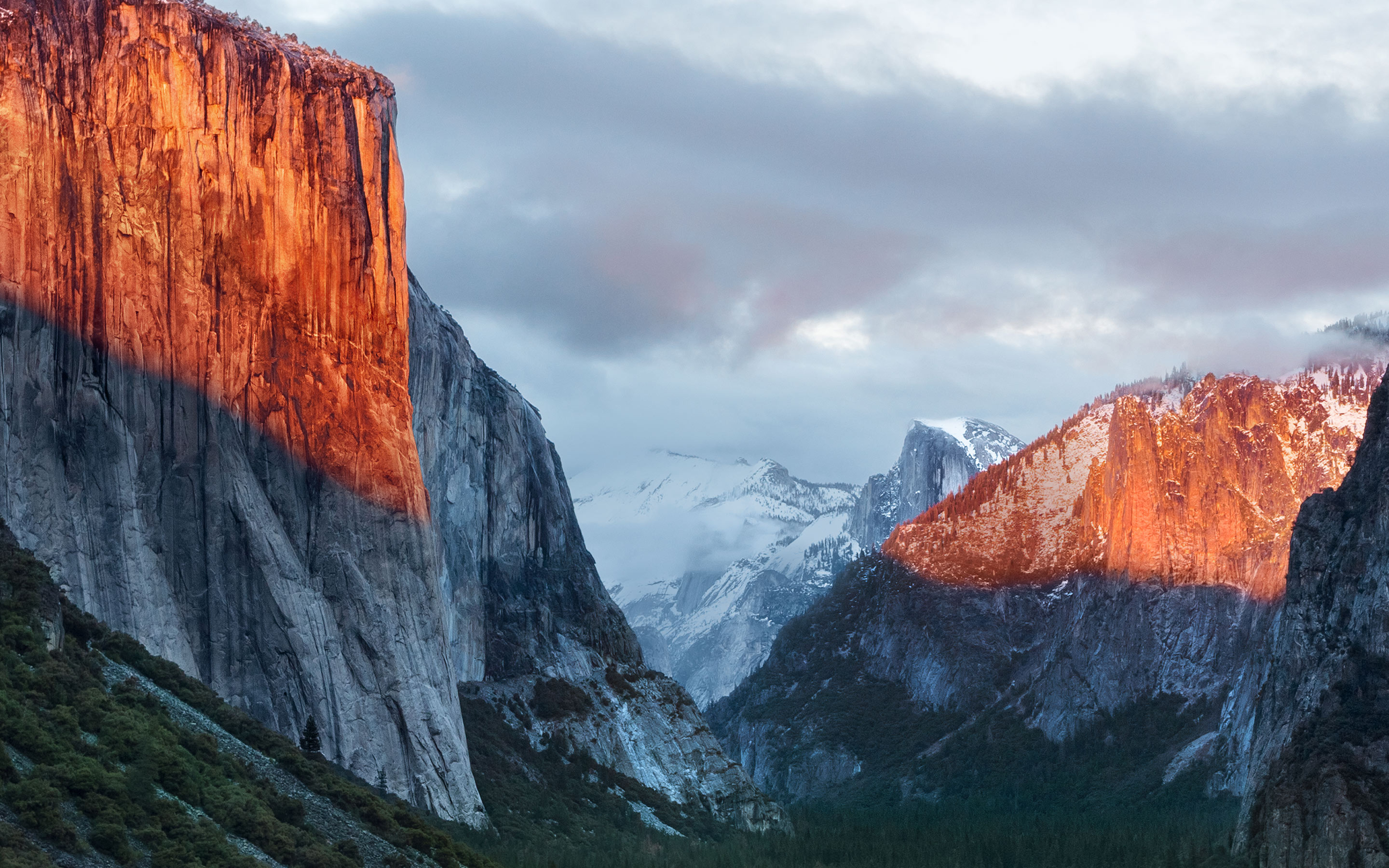 Official os x el capitan wallpaper for iphone ipad desktop - Mac os x wallpaper 1920x1080 ...