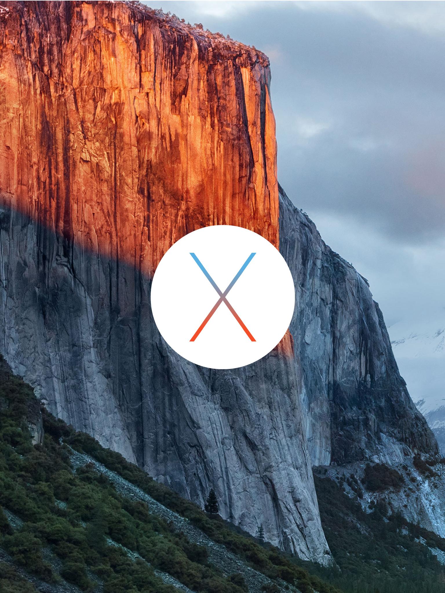 Official Os X El Capitan Wallpaper For Iphone Ipad Desktop