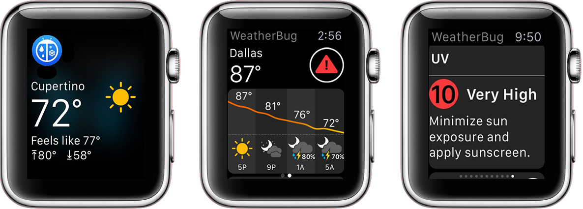 WeatherBug-Apple-Watch