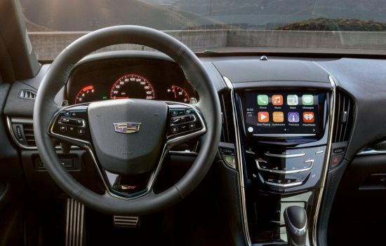 cadillac carplay