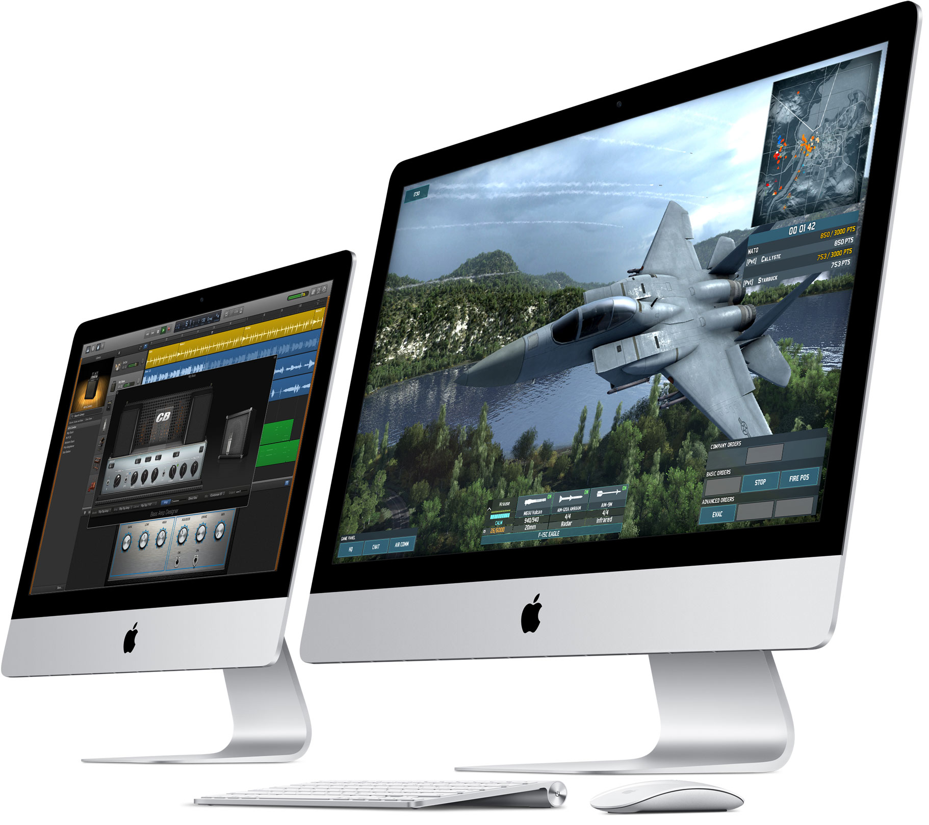 iMac 21.5 and 27 inch teaer 001