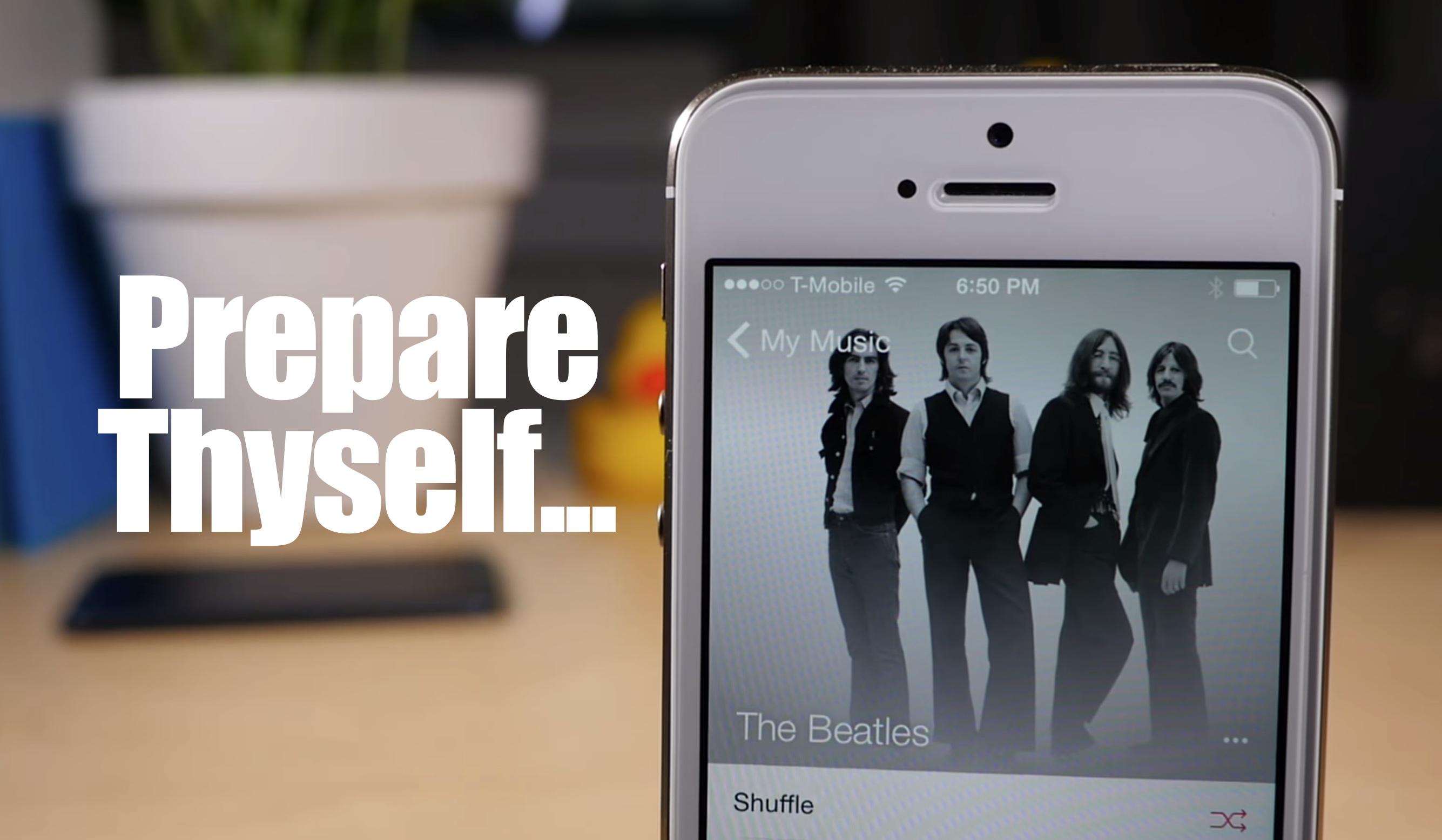 iOS 8.4 Prepare Jailbreak
